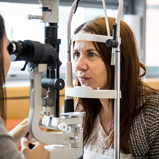 Research shows effective communication from doctors could reduce anxiety for wet age-related macular degeneration patients