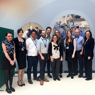 Manchester Royal Eye Hospital (MREH) research team first in the EMEA to recruit patient to non-infectious uveitis research study
