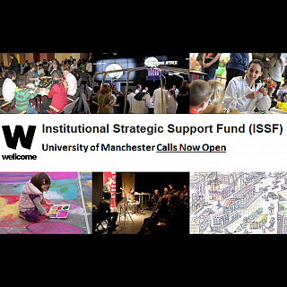 University of Manchester Wellcome ISSF Public Engagement 2018-19 Funding Schemes