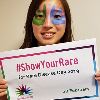 The Rare Reality of Rare Diseases – Stephanie Yau