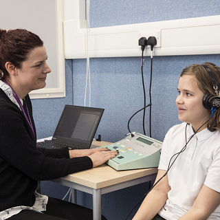 The future of audiology – improving diagnosis for children with hearing loss