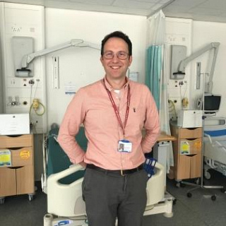 First MFT patient takes part in global COVID-19 'RUXCOVID' research trial
