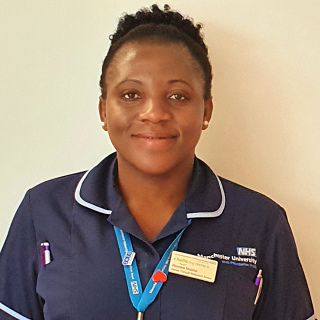 YNM2020: A year as a Research and Innovation 'highly commended' member of staff – a blog by Womba Mubita, Research Nurse Manager