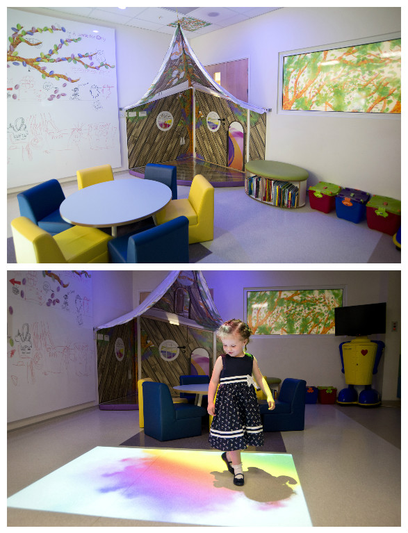 Ava and Playroom