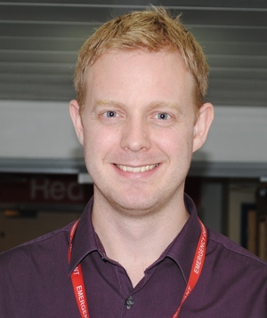Rick Body, Professor of Emergency Medicine at Manchester Royal Infirmary