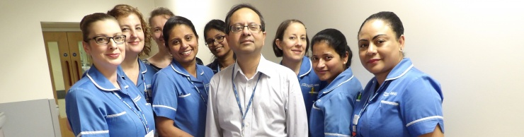 Renal research team