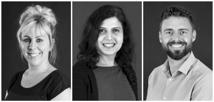 Clinical Photography and Medical Illustration new team members