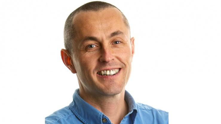 Neil Hanley - Senior Management Team page