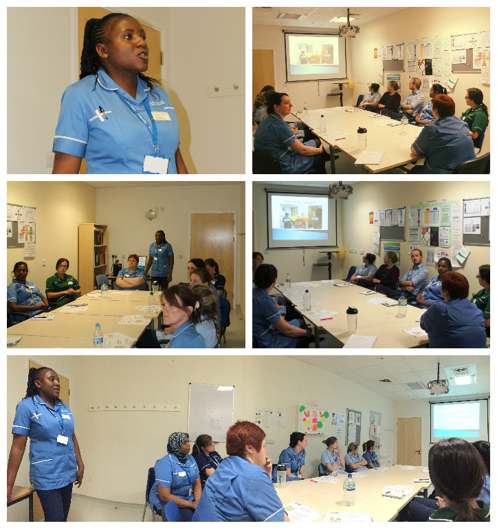Womba presentation collage
