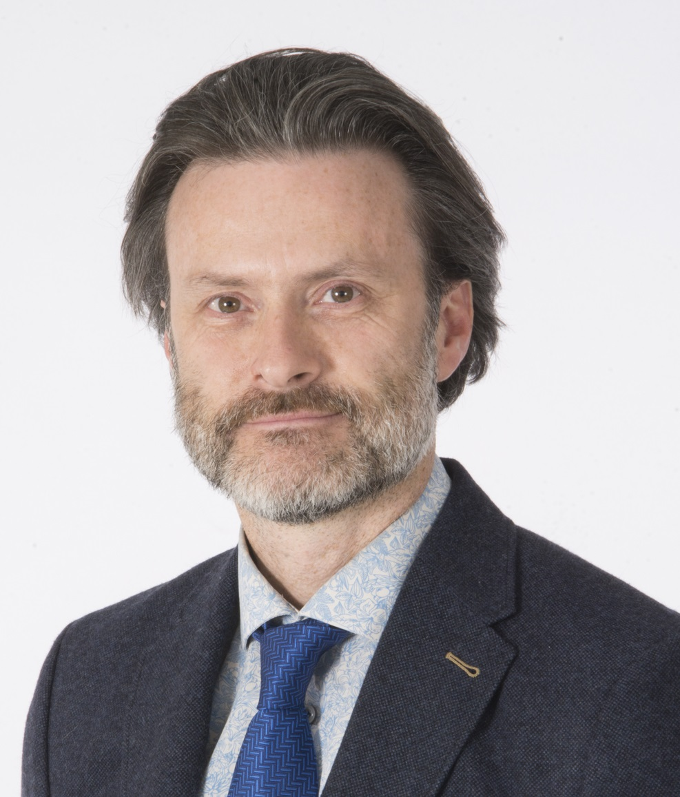A photo of Dr Iain McLean