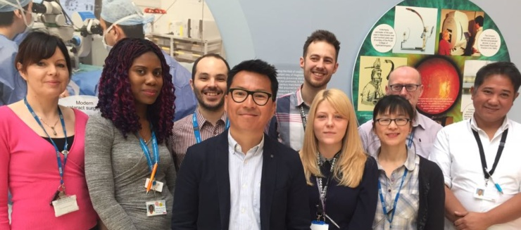 Manchester Royal Eye Hospital Research Team