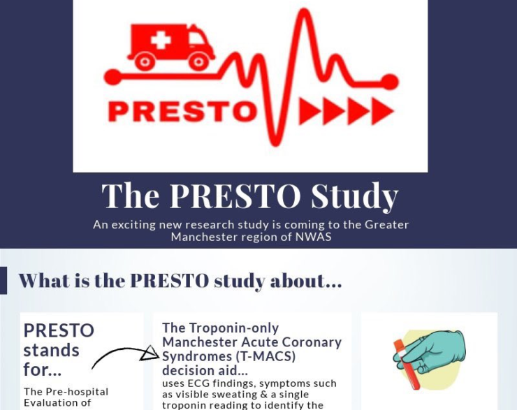 PRESTO Infographic