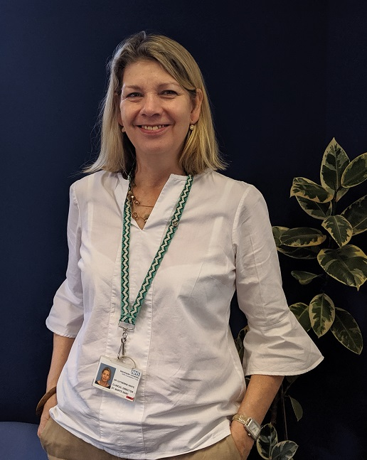 A photo of Dr Catherine White