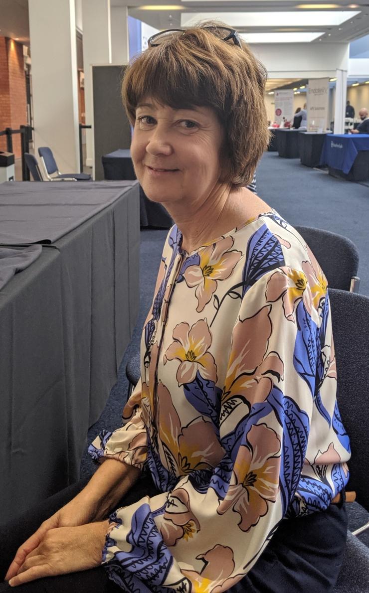 A photo of Krista Hoskinson