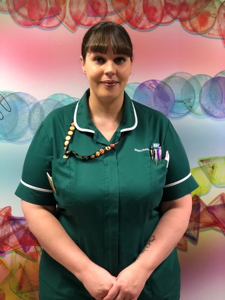 Michelle Hepburn Clinical Research Practitioner