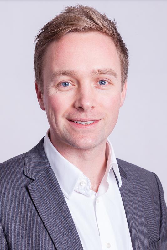 A photo of Dr Jonathan Bannard-Smith