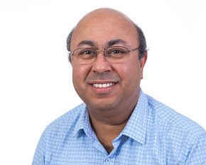 Dr Anirban Maitra, Consultant Respiratory Paediatrician; Director of Cystic Fibrosis and Lead for Bronchiectasis and Non-CF Bronchiectasis at RMCH