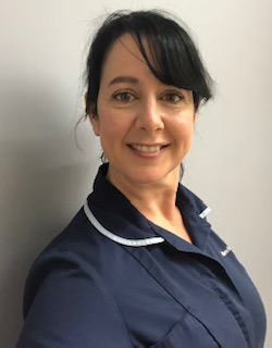 Photo of Samantha Ratcliffe, R&I Matron and Research Midwife