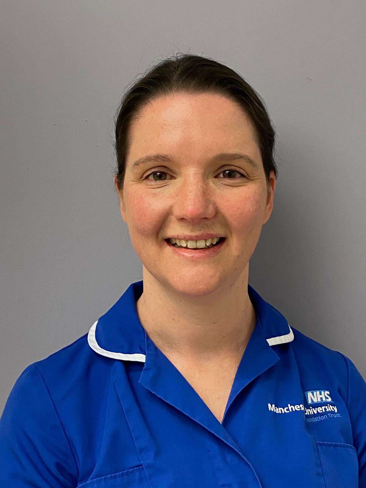 Photo of Sarah Lee, Research Midwifery Coordinator